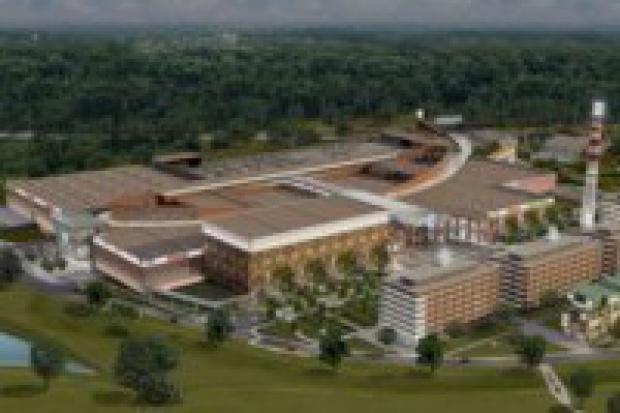 Ruszyła budowa Bonarka City Center - jednej z największych inwestycji w Małopolsce