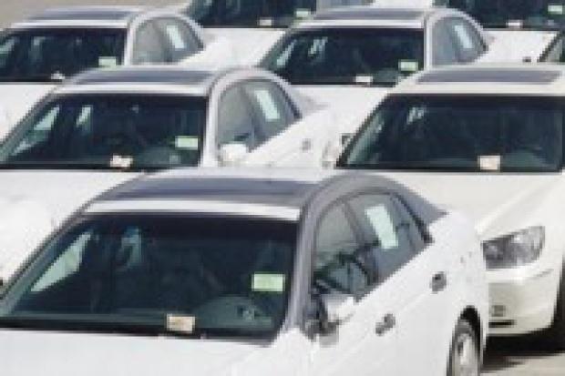 Firmy kupiły 135 tysięcy samochodów
