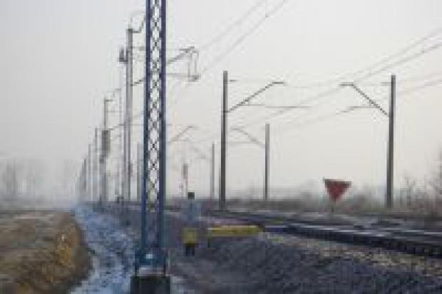 Wysokie stawki dostępu do torów hamują rozwój kolei