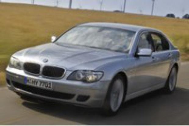 BMW Hydrogen 7 jedną z gwiazd oskarowej ceremonii
