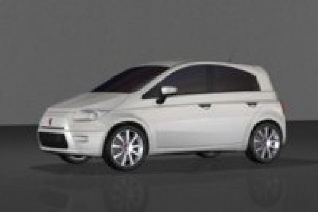 Czyżby nowy Fiat Panda?