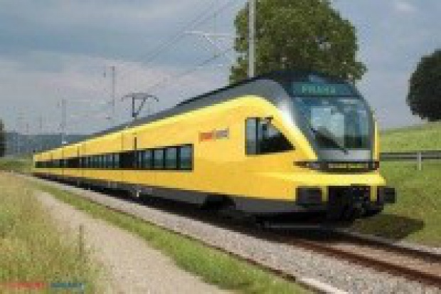 Żółte pociągi za 3 lata na trasie Praga-Ostrawa?