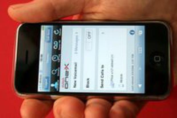 iPhone staje się telefonem dla  biznesu