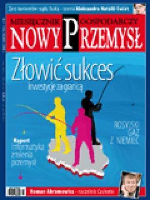 Nowy Przemysł 03/2008