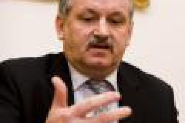 Eugeniusz Postolski: górnictwo powinno inwestować za giełdowe pieniądze