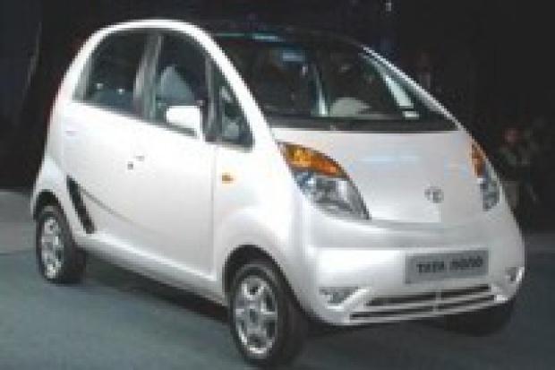 Tata chce 4 gwiazdek dla Nano w teście Euro NCAP