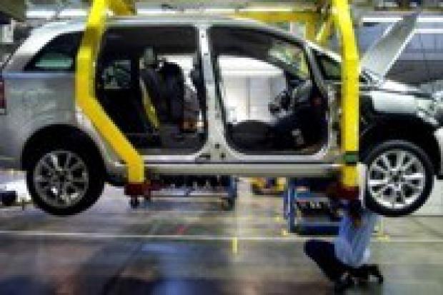 Coraz większa produkcja samochodów w Polsce