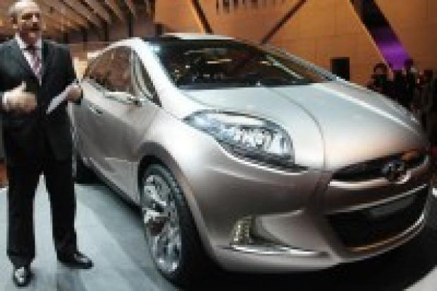 Nowy model Hyundai'a