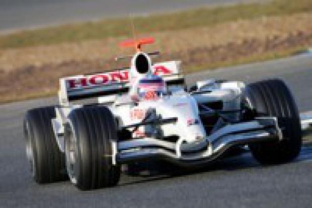 Rosja wchodzi do Formuły 1