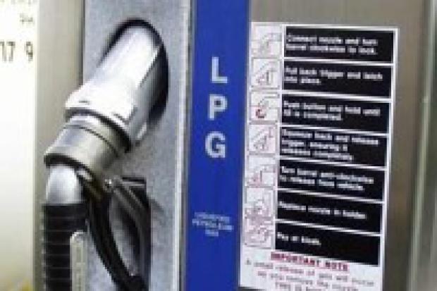 Polska wciąż liderem stacji LPG