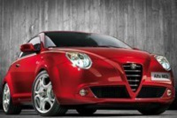 Alfa Romeo Mi.To - odwołanie do historii