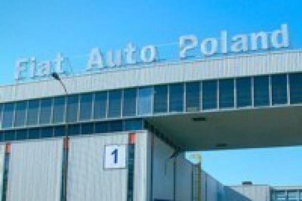 Pikieta przed Fiatem - Bielsko i Tychy