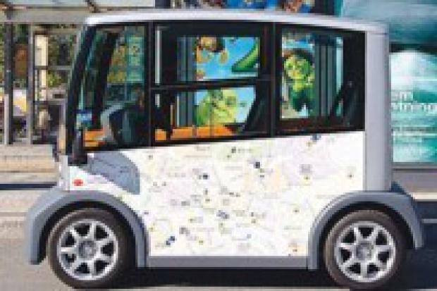 GElektryczność dla samochodów