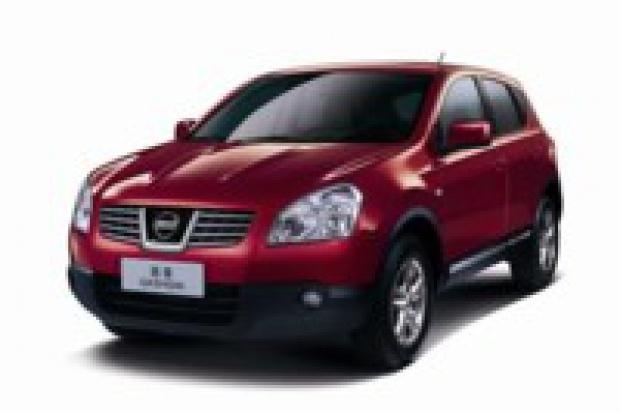 Nissan wjeżdża Qashqai'em do Chin