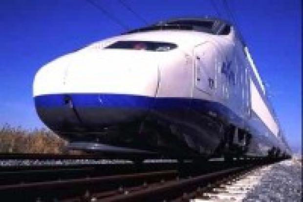 AVE dla polskich kolei