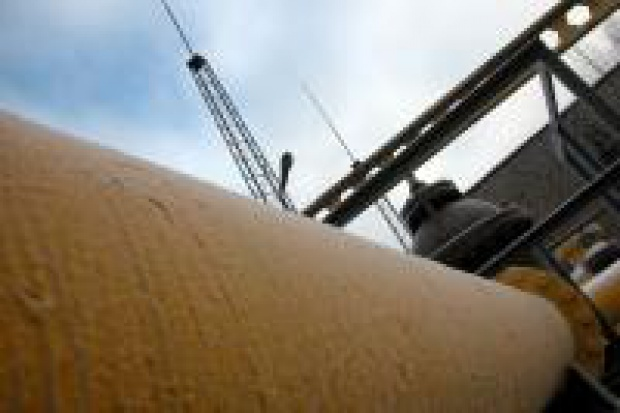 Ukraiński rząd uniemożliwił RosUkrEnergo eksport gazu do UE?