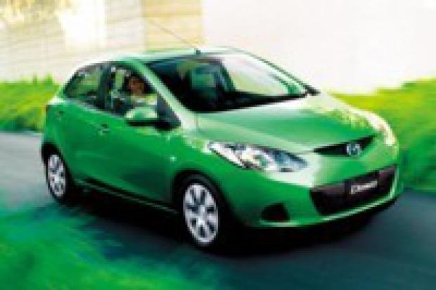 Mazda Demio samochodem roku na świecie