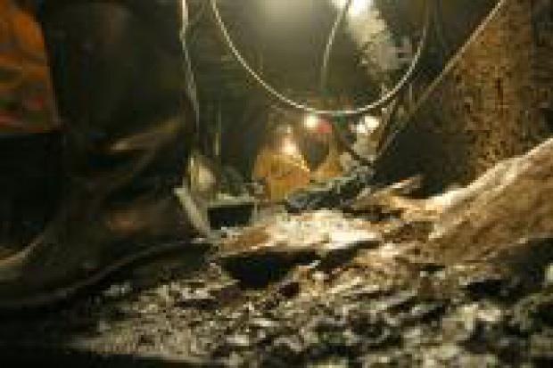 Przybywa ofiar w górnictwie - większość ginie przez nieuwagę