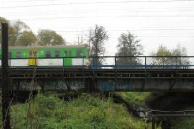 Pociągi przyspieszą nad Rokitnicą