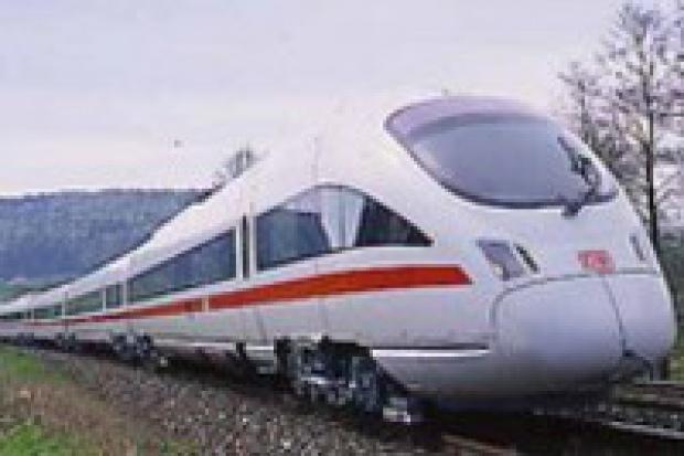 Nowy rekord niemieckich szybkich kolei