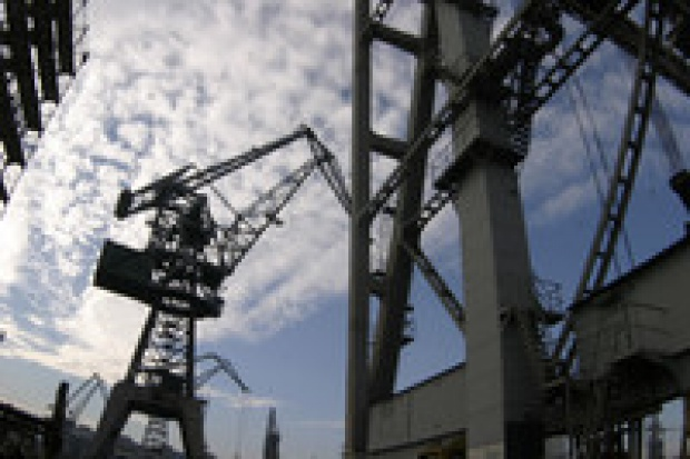 W połowie kwietnia cena zakupu Stoczni Gdynia