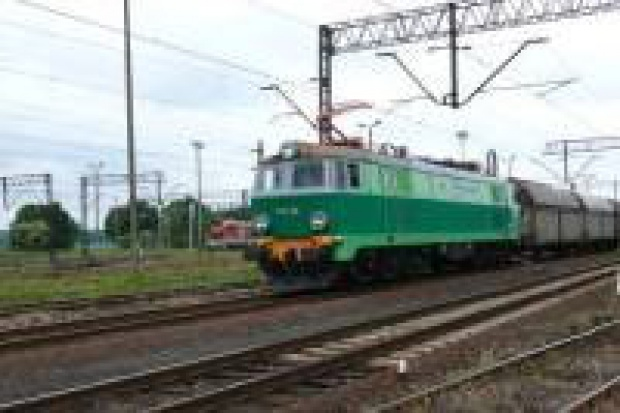 Lokomotywa PKP CARGO wjechała na Słowację