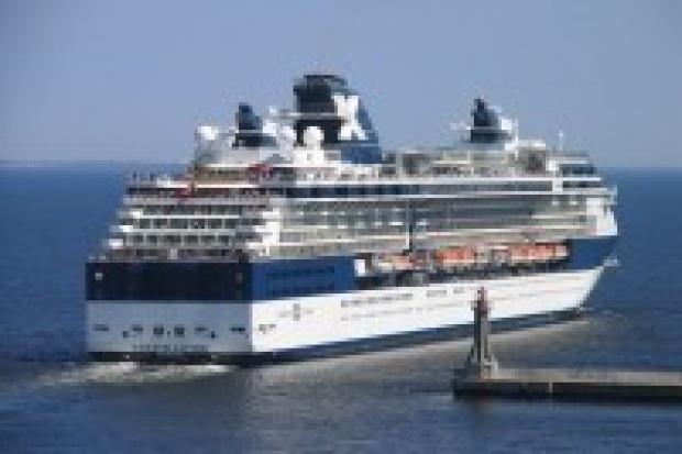 Najazd wycieczkowców na gdyński port