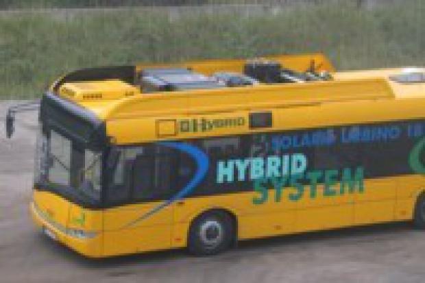 Pierwsze hybrydowe Solarisy w MPK Poznań