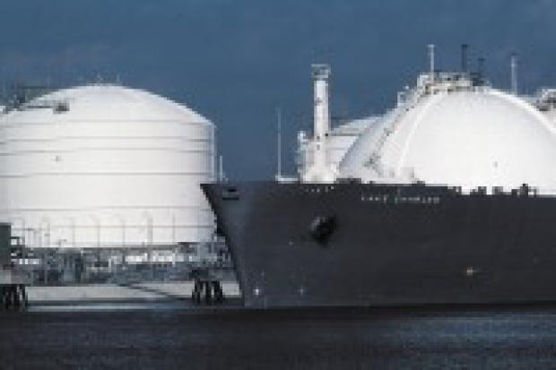 PGNiG: kontrakt na dostawy LNG do Świnoujścia w tym roku