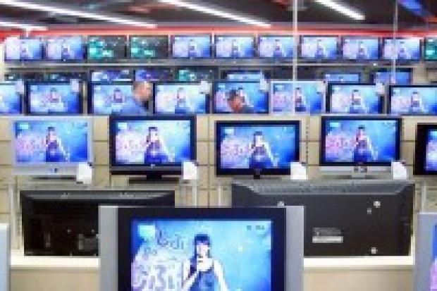 Produkcja telewizorów LCD staje się branżą nr 1