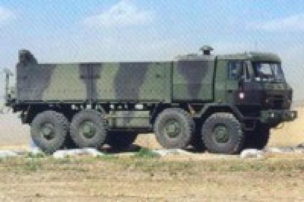 Tatra chce sprzedawać ciężarówki US Army