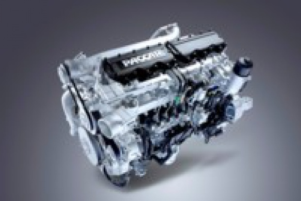 DAF w Azji: silny silnikami
