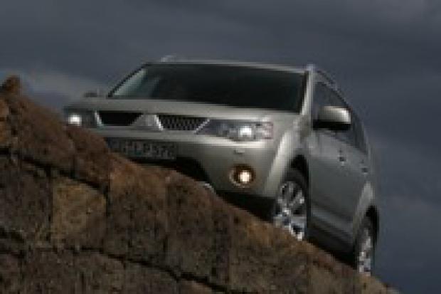 Dwukrotny wzrost sprzedaży Mitsubishi