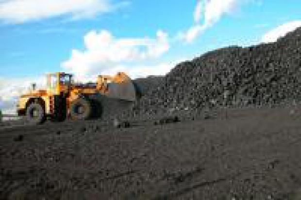 W Polsce spada wydobycie węgla kamiennego