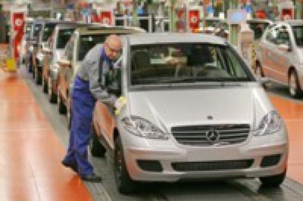 Daimler rozszerza obszar poszukiwań w Europie Wschodniej