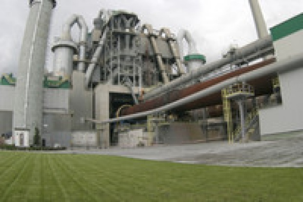Lafarge buduje na Pomorzu cementownię za 1,2 mld zł