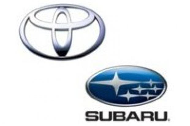 Toyota zacieśnia sojusz z Subaru