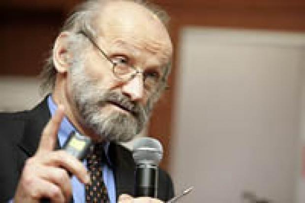 Prof. Popczyk: groza z wykorzystaniem biomasy