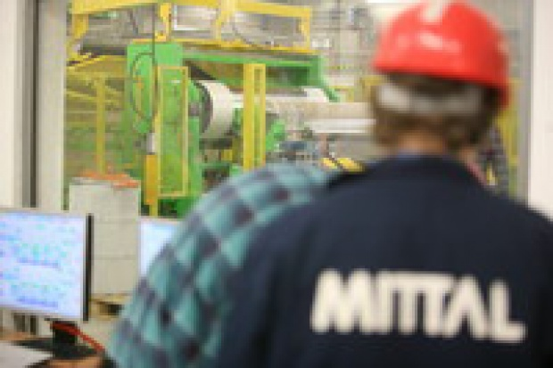 Gaz łzawiący wobec strajkujących z rumuńskich zakładów ArcelorMittal