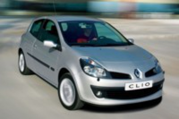 Clio ma silnik na bioetanol
