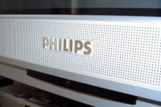 Drastyczny spadek zysku Philipsa