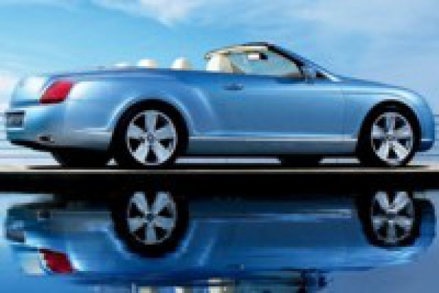 Bentleya czas sprzedawać