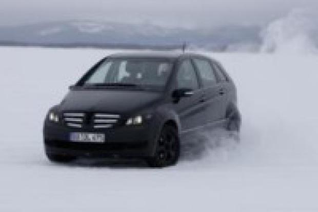 Udane testy ogniw paliwowych Mercedesa w warunkach zimowych