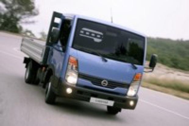 Dostawcze Nissany wjeżdżają do Rosji