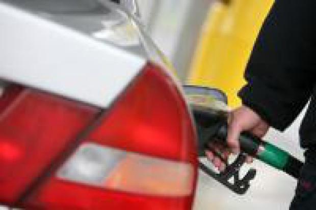 Przez Szkotów drożej na stacjach benzynowych