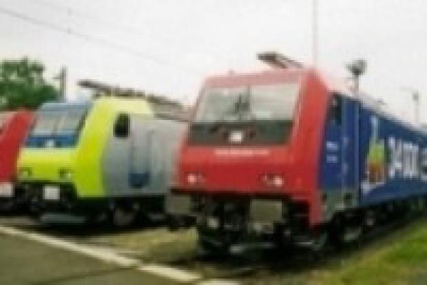 Pierwszy pociąg PKP Cargo z lokomotywą TRAXX wjechał do Niemiec
