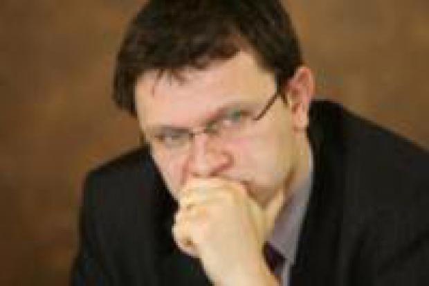 Konrad Miterski: całkowicie pochłania mnie praca w banku