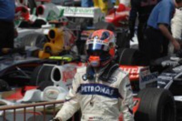 Kubica w przyszłym sezonie w Ferrari?