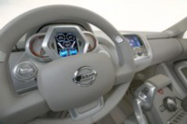 Nissan pracuje nad pojazdem z technologią X-By-Wire