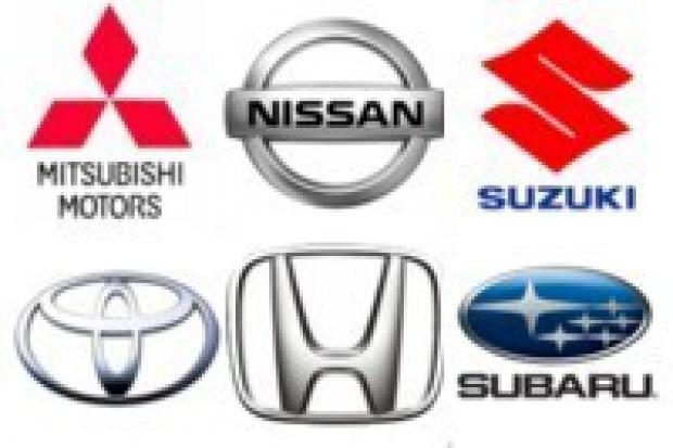 Ofensywa japońskich aut na polskim rynku